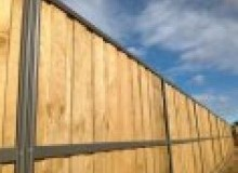 Kwikfynd Lap and Cap Timber Fencing aberfeldy