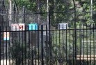 Aberfeldy Security fencing 18